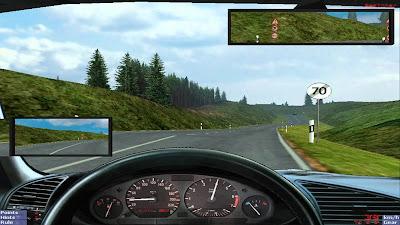 لعبة تعليم قيادة سياقة السيارات