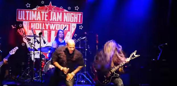 MetalRockNews: Butcher Babies, Hellyeah members perform Pantera and