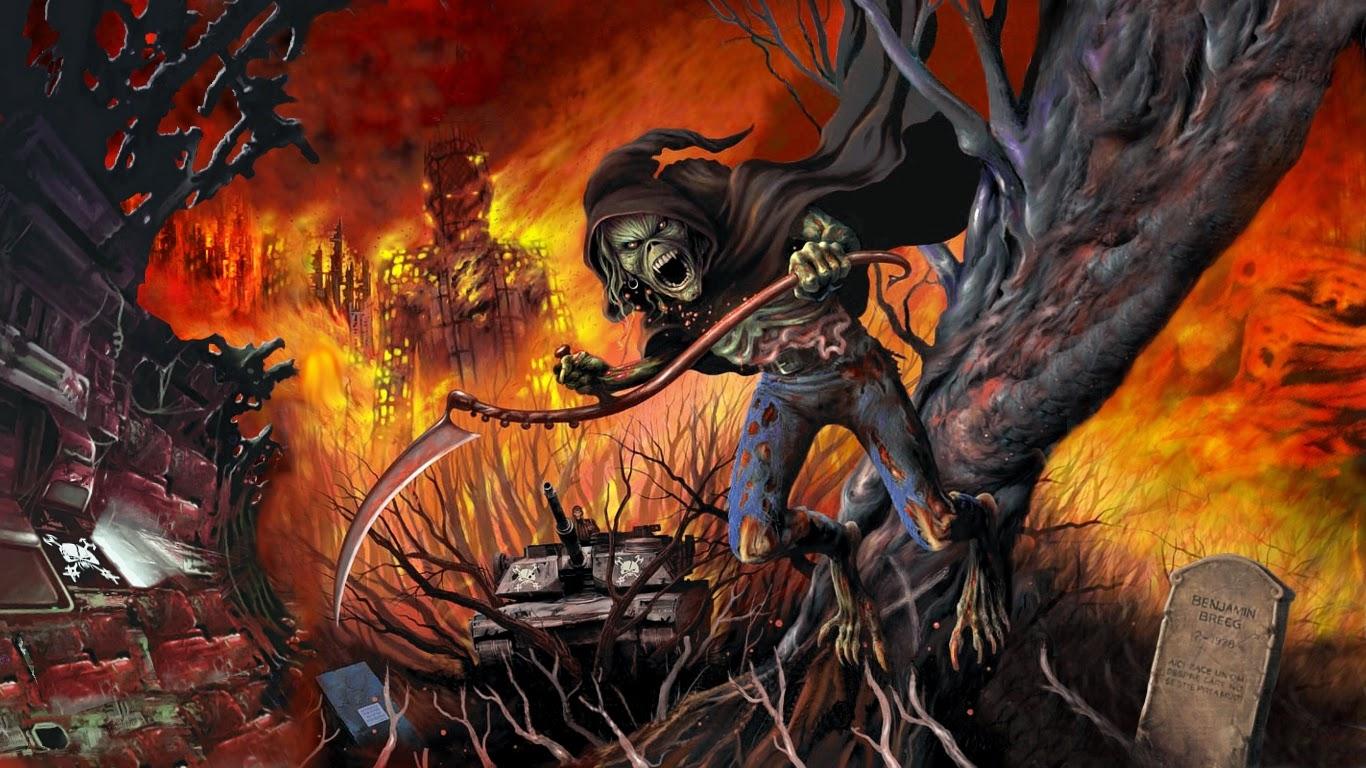 Le Blog Musical De Mr Crabounet Iron Maiden