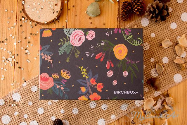 Birchbox de Noviembre de 2017: Un cuento de Otoño.