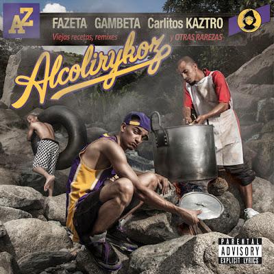 Alcolirykoz - Viejas Recetas, Remixes y Otras Rarezas