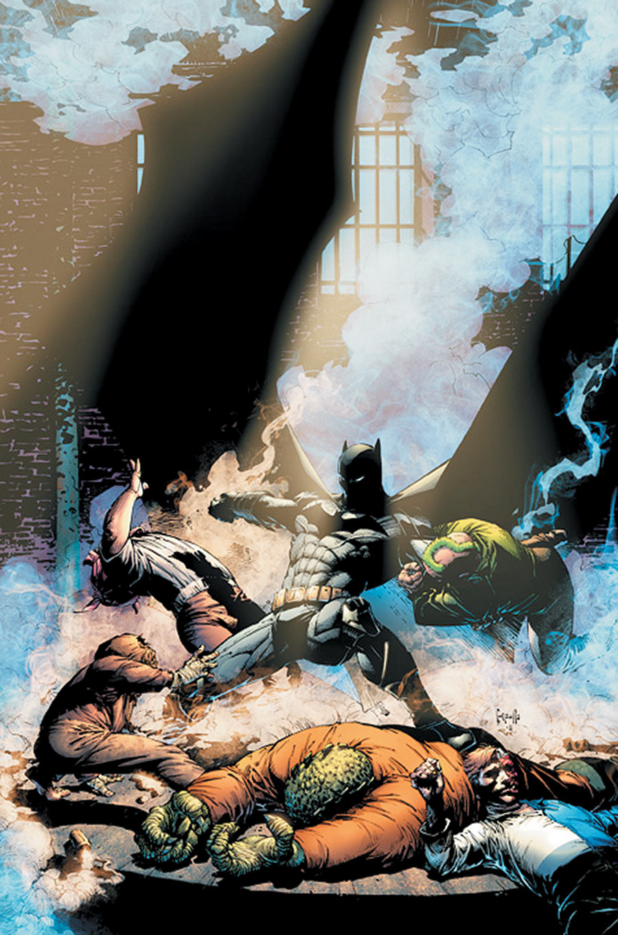 Every Day Is Like Wednesday: Wendesday Comics vs. New 52 ...