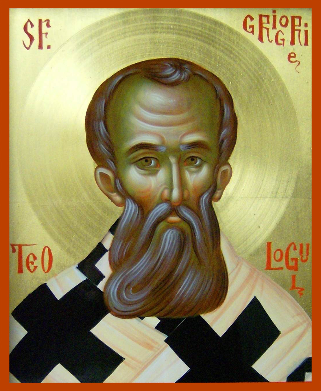 St. Gregory Daniel Neculae