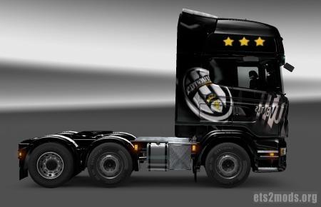 Scania Juventus Skin
