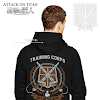 fashion cowok fashioncowok Jaket Attack On Titan