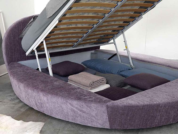 le blog de smart bed d couvrez le lit rond. Black Bedroom Furniture Sets. Home Design Ideas