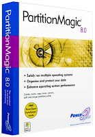 برنامج بارتشن ماجيك Partition Magic Download Program