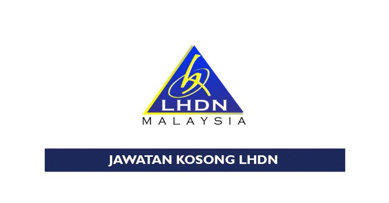 Permohonan Jawatan Kosong di Lembaga Hasil Dalam Negeri LHDN Dibuka