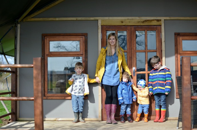 Glamping at Crealy Adventure park, glamping with kids in Devon, themummyadventure.com