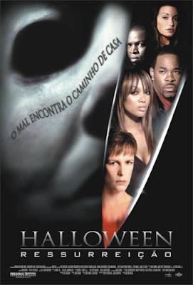 Assistir Halloween Ressurreição Dublado Online HD
