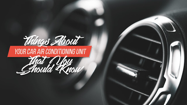 Just imagine your AC unit not working properly, everyone from the driver to the passengers in the car will suffer. So it should be among your car concerns to get to know your car air conditioning more.
