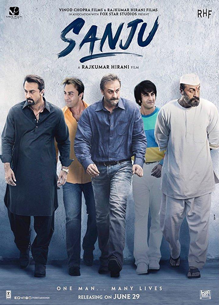 Sanju (2018) [ Hindi ] WEB-DL 1080p, 720p, 480p - Screen Venue