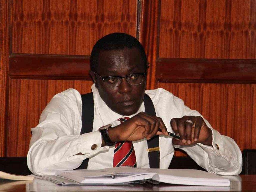 Mutahi Ngunyi Tyranny of numbers