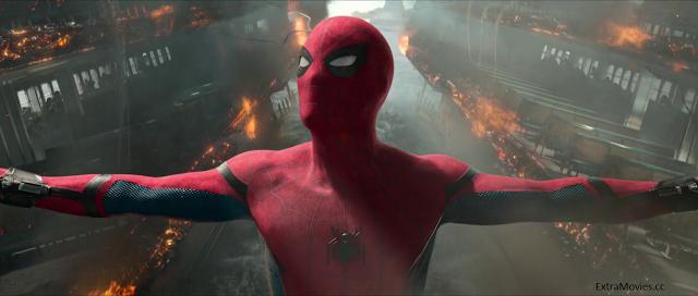 Spider-Man Homecoming 2017 mobile movie 300mb mkv download
