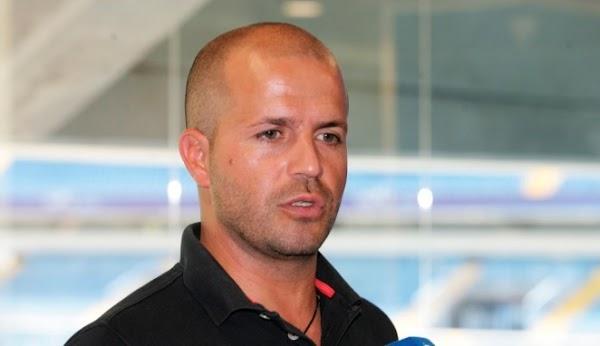 """Sandro Sierra: """"Llegar al Málaga fue lo mejor de mi vida"""""""