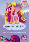 My Little Pony Wave 9 Princess Cadance Blind Bag Card