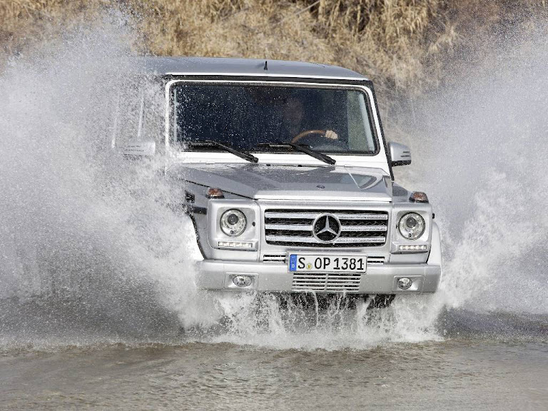 2013 Mercedes Benz G Class Normal Resolution HD Wallpaper 3