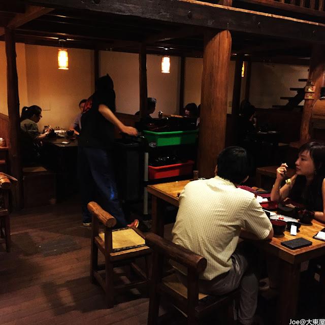 5 - 【台中美食】有著老舊日式建築的大東屋 @大東屋 @日式料理 @鰻魚飯 @小酌一杯