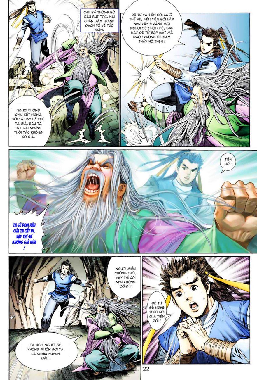 Anh Hùng Xạ Điêu anh hùng xạ đêu chap 40 trang 22