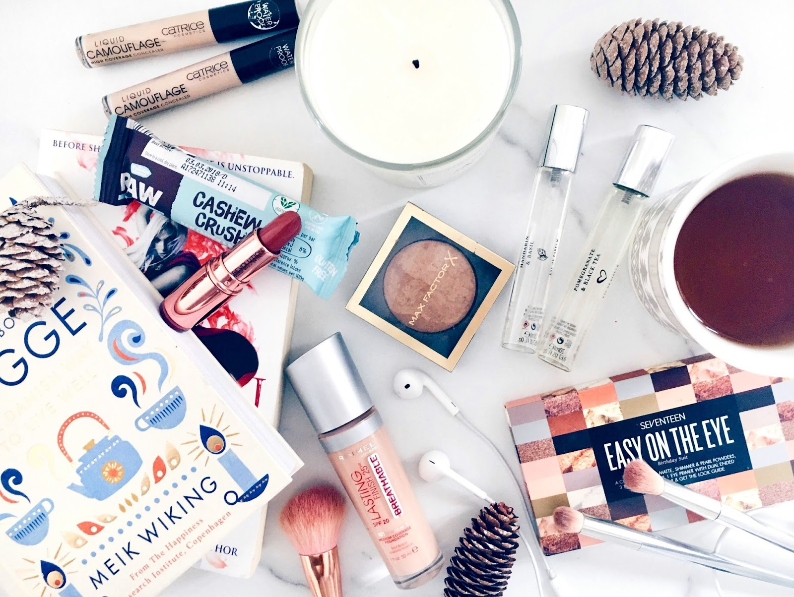 My 2017 Favourites Round-Up - Beauty, Books and Lifestyle