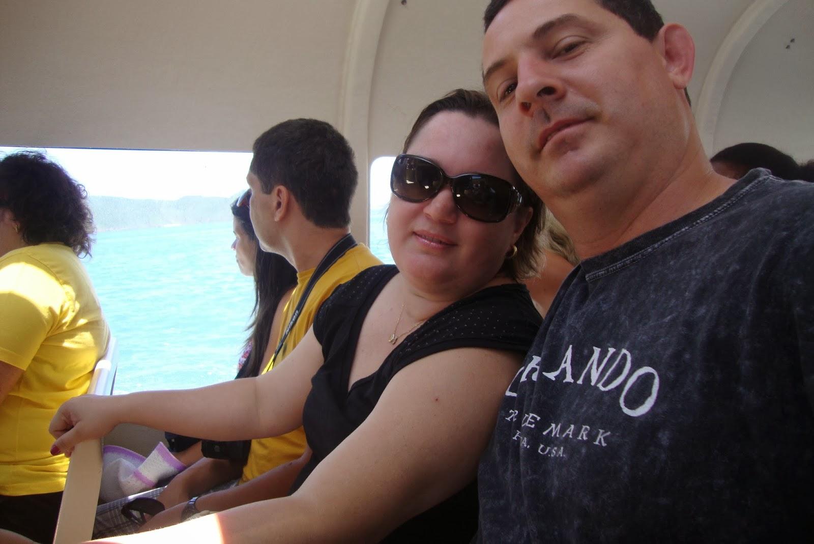 Bote de desembarque do navio MSC Preziosa