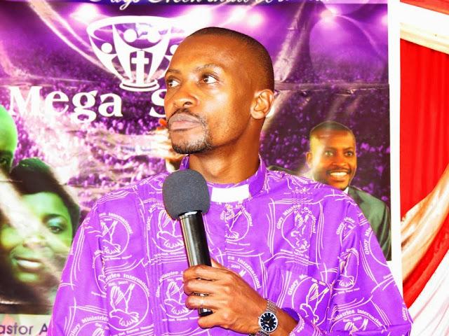 Apostle Pride Sibiya.