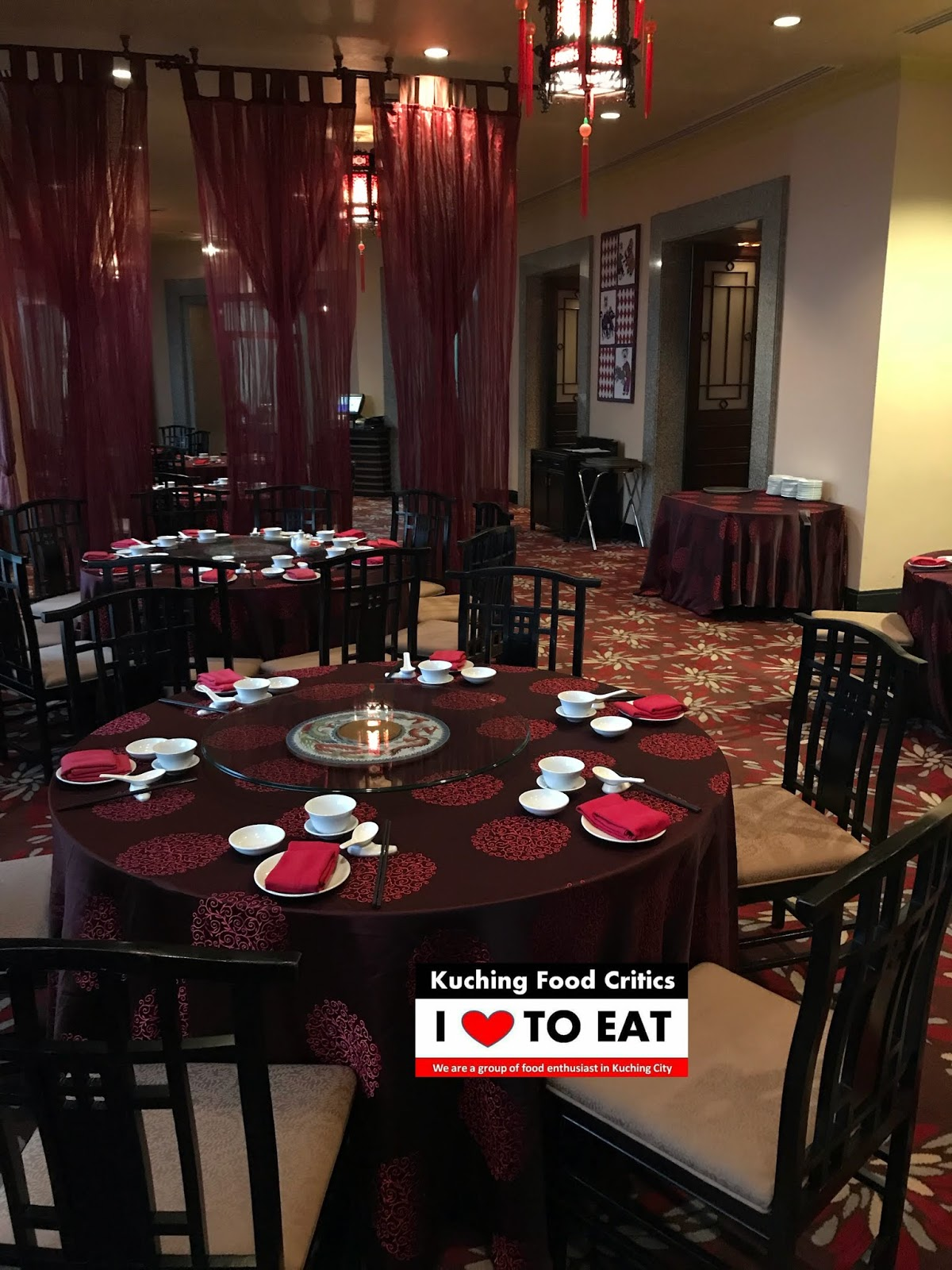 Kuching Food Critics: Toh Yuen Restaurant @ Hilton Kuching