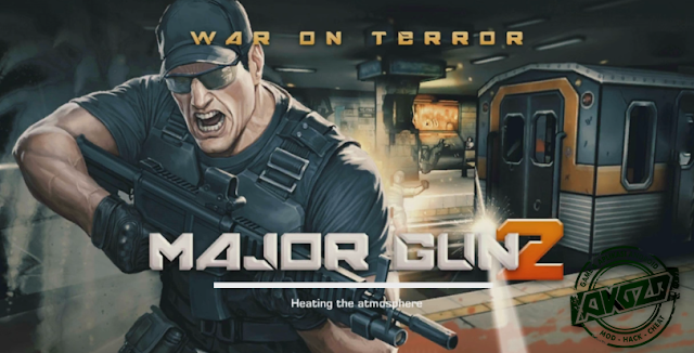 Major GUN Mod Apk Data Unlimited Money