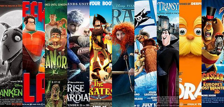 Hasil gambar untuk list cartoon movies