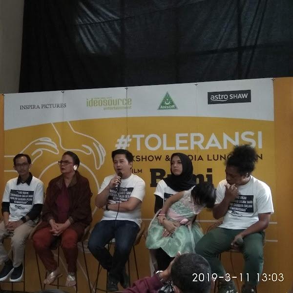 Bumi Itu Bulat, Film Tentang Toleransi Akan Tayang April 2019