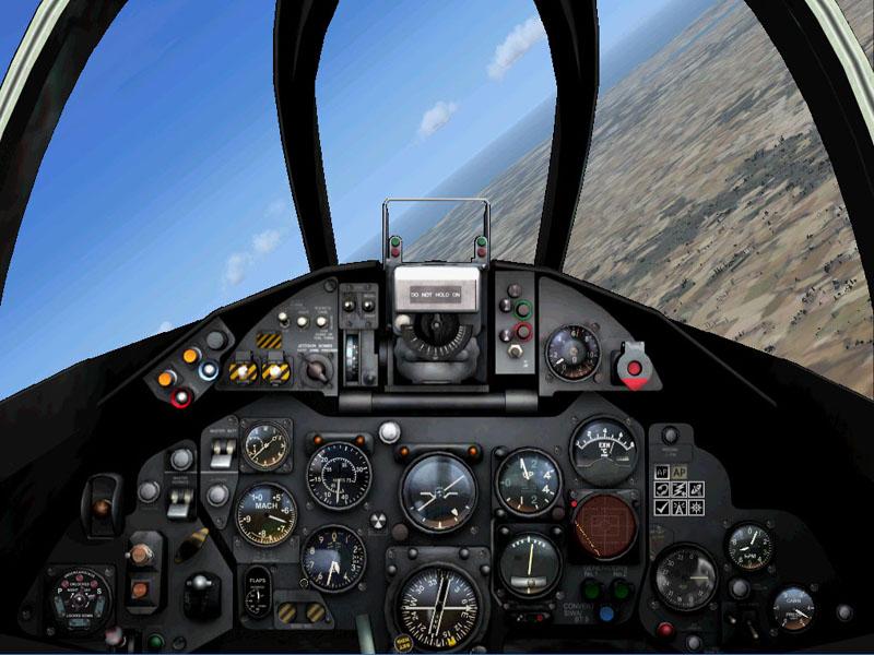 Jet Fighter Cockpit Pictures 67