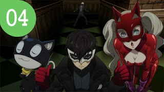 Nonton Anime Online Persona 5 the Animation