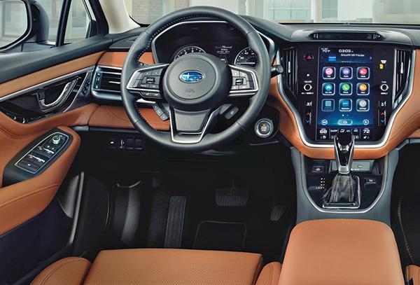 Burlappcar: 2020 Subaru Legacy