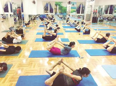luyện tập yoga để tăng cường sức khỏe