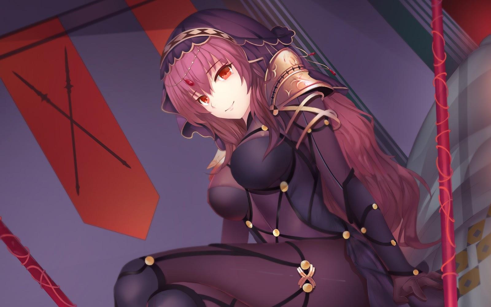 Fate AowVN%2B%252860%2529 - [ Hình Nền ] Anime Fate/GrandOrder tuyệt đẹp Full HD | Wallpaper