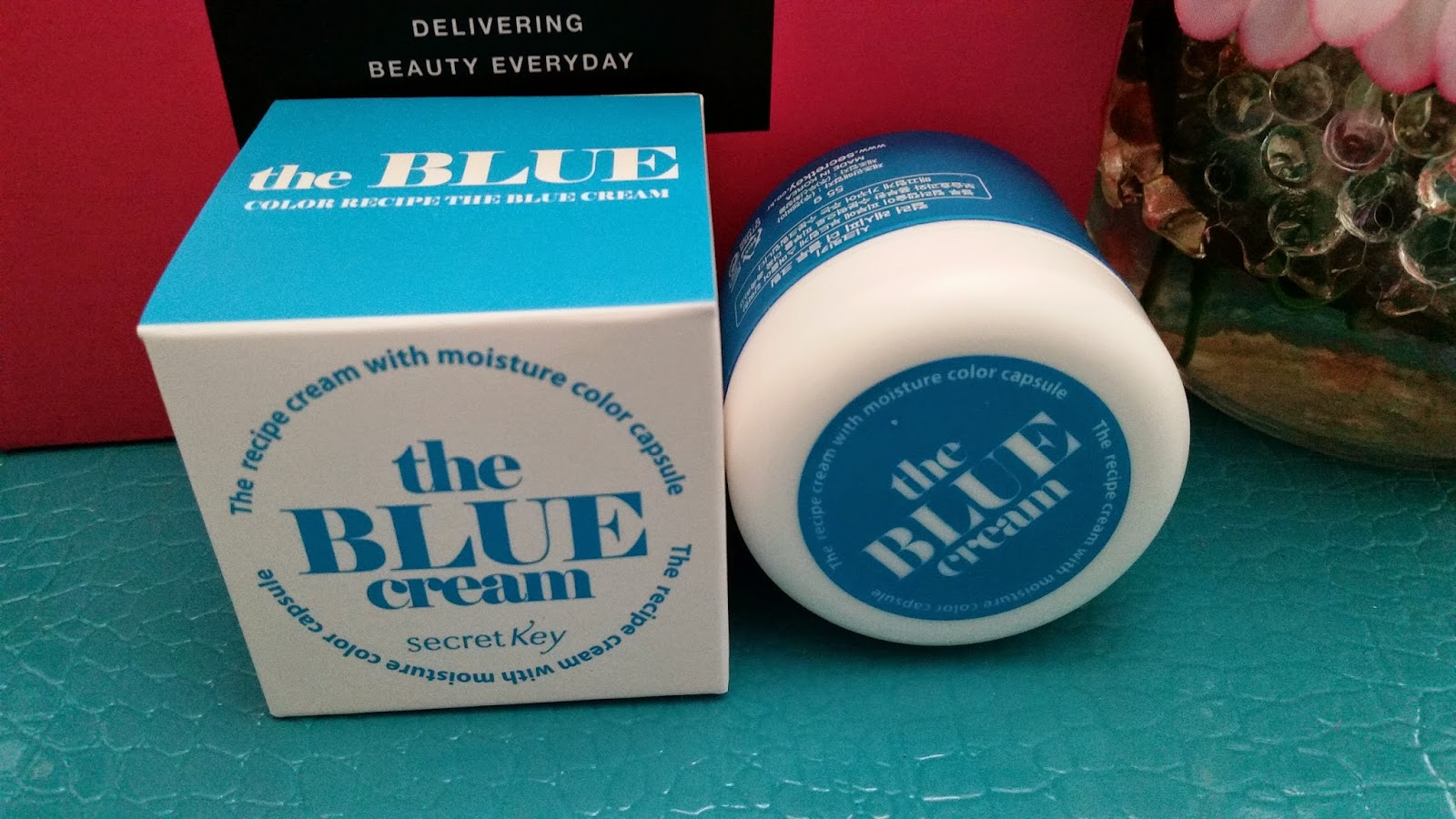 Secret Key Color Recipe Cream
