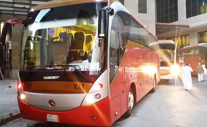Kecelakaan Bus Jamaah Umrah di Madinah, 35 Orang Wafat