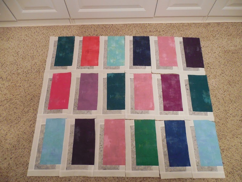 Whisper of Rose Quilts: ILLUSION QUILT BLOCKS