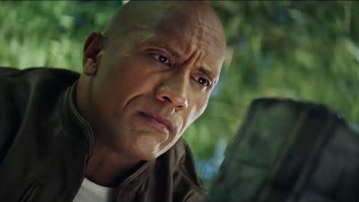 High Defination HD Photo Of Dwayne Johnson Movie Rampage