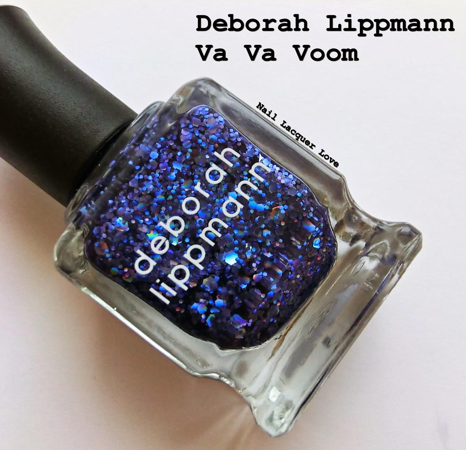 nail lacquer love deborah lippmann va va voom. Black Bedroom Furniture Sets. Home Design Ideas