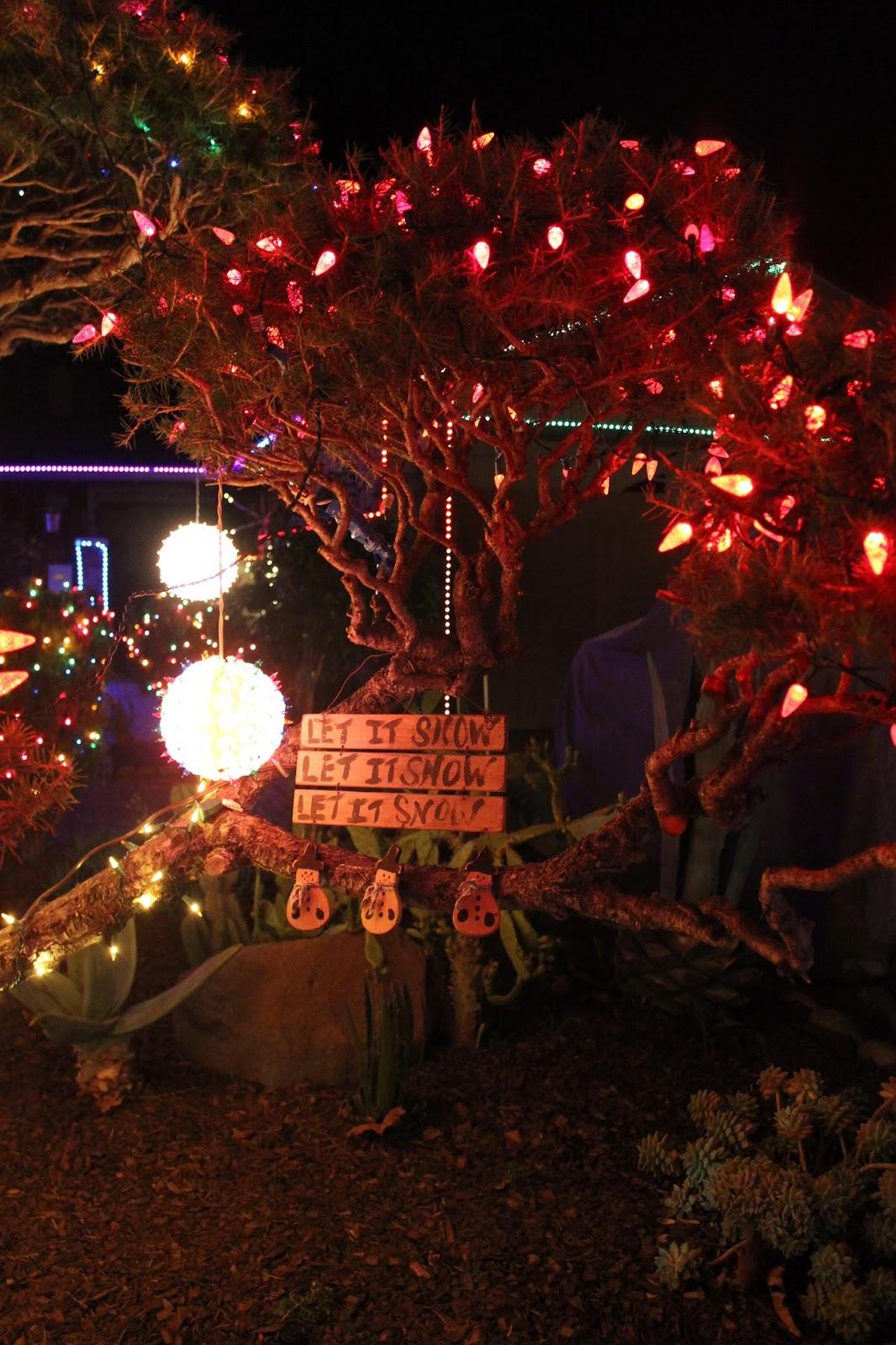 #B88013 Les Tribulations D'une Famille Française En Californie  5329 décorations de noel aux etats unis 1066x1600 px @ aertt.com