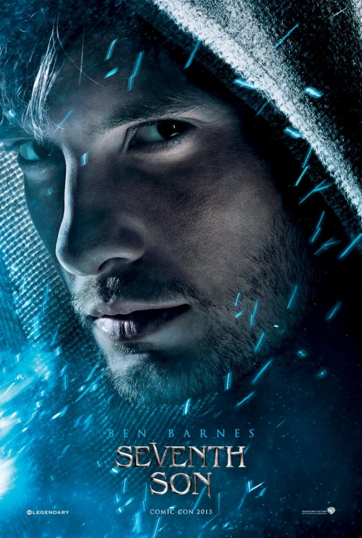 Poster 6: Seventh Son