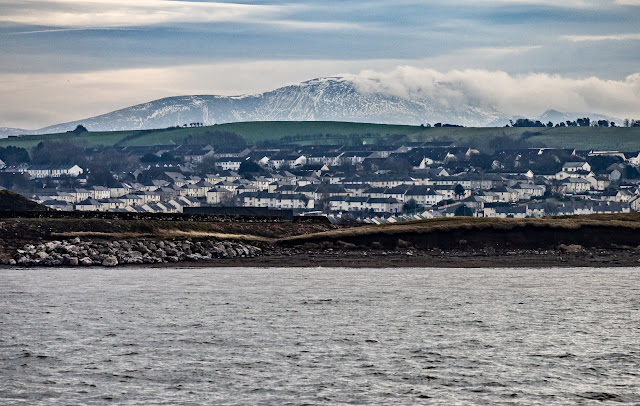 Photo of another view of Maryport from the water