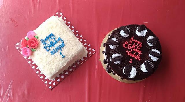 Pindah Rumah, Birthday dan Akikah Nazhan