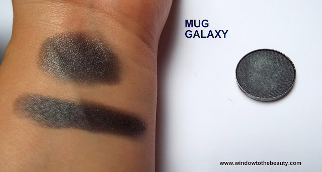 makeup geek galaxy swatch