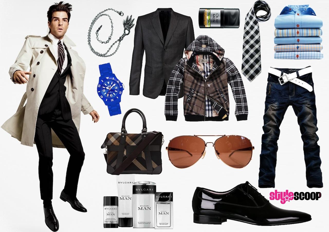 Gentleman clothes online