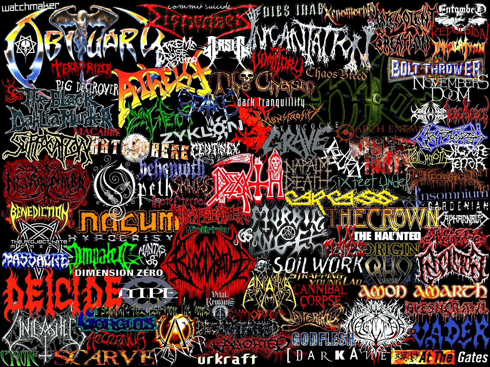 Hd Wallpapers Hd Heavy Metal Band Wallpapers
