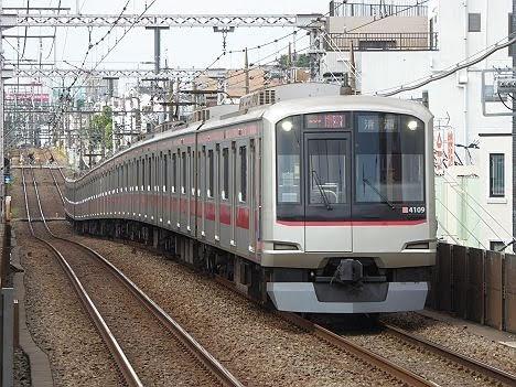 【ダイヤ改正で登場!】東急5050系 通勤特急 清瀬行き