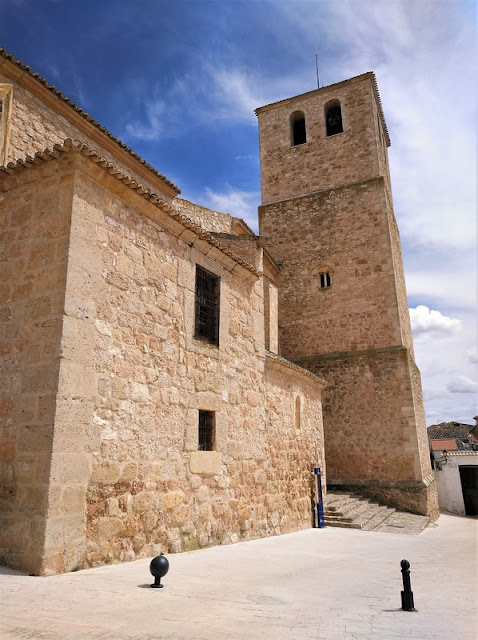 Belmonte, Colegiata de San Bartolomé