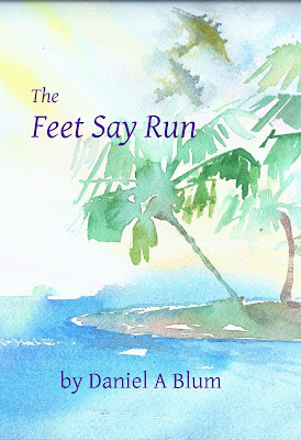 Dan Blum, The Feet Say Run, Boston authors, holocaust, world war ii fiction, nazis, literary fiction